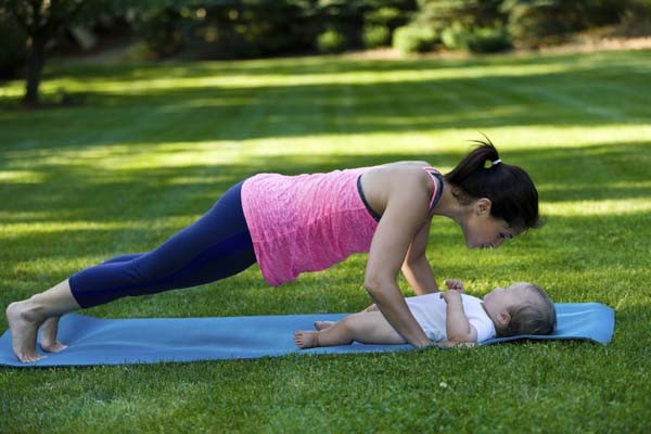 哺乳期,减肥方法
